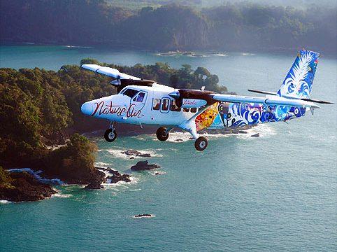 nature air costa rica flights