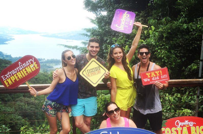 Miss usa 2014 nia sanchez is honeymooning in costa rica the costa miss usa 2014 nia sanchez is honeymooning in costa rica m4hsunfo