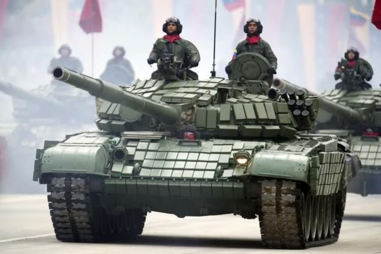 nicaragua tanks
