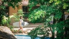 olas verdes costa rica surf hotel