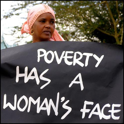 poverty is sexist 1