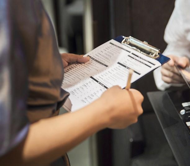 restaurant health inspection