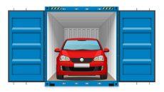shipping a car to costa rica