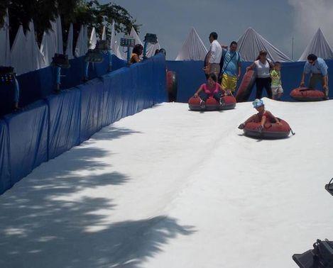 snow in costa rica