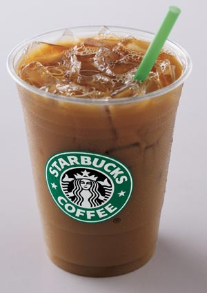 starbucks iced coffee 1