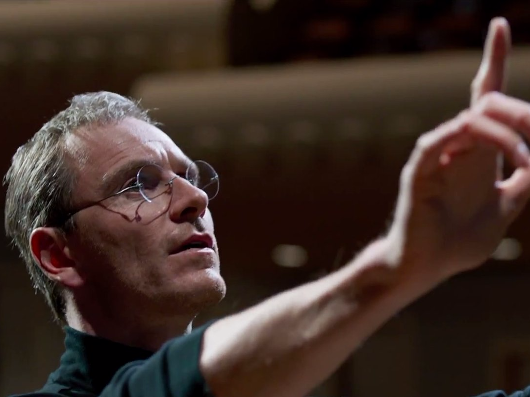 steve jobs movie trailer 1