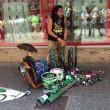 street musician costa rica 1