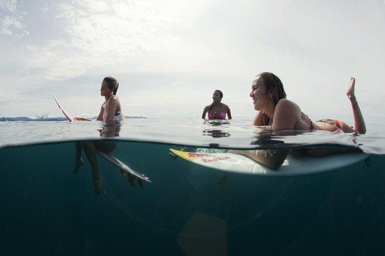 Carissa Moore, Chelsea Tuach and Malena Toral - Lifestyle