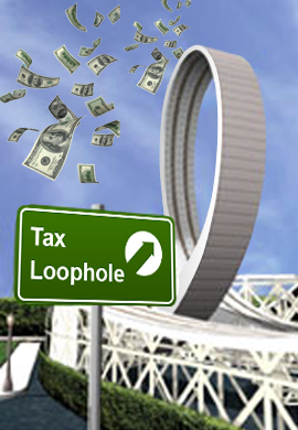 tax loophole facebook