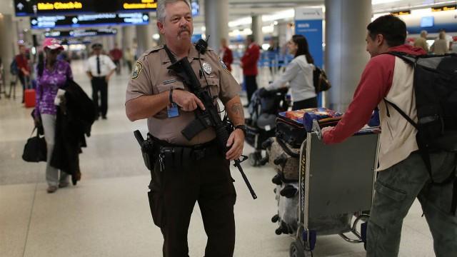 thaksgiving travel security