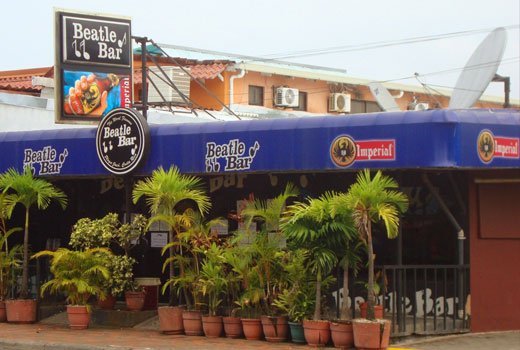 the beatle bar jaco costa rica