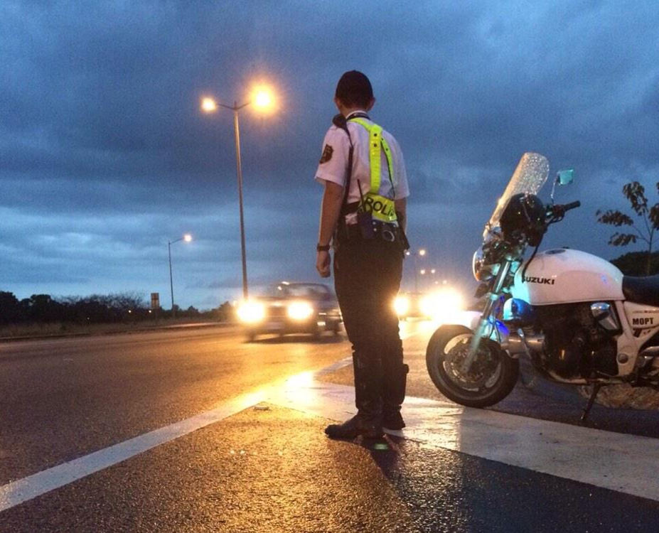 traffic police costa rica costa rica driving 1
