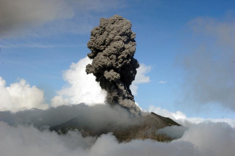 turrilaba volcano magma