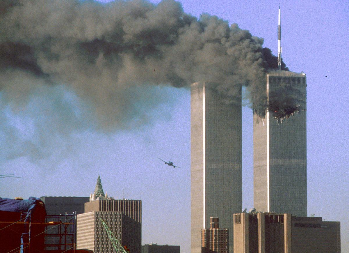 9 11  World Trade Center Attack  LIVE News
