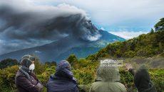 volcano turrialba erruption 1