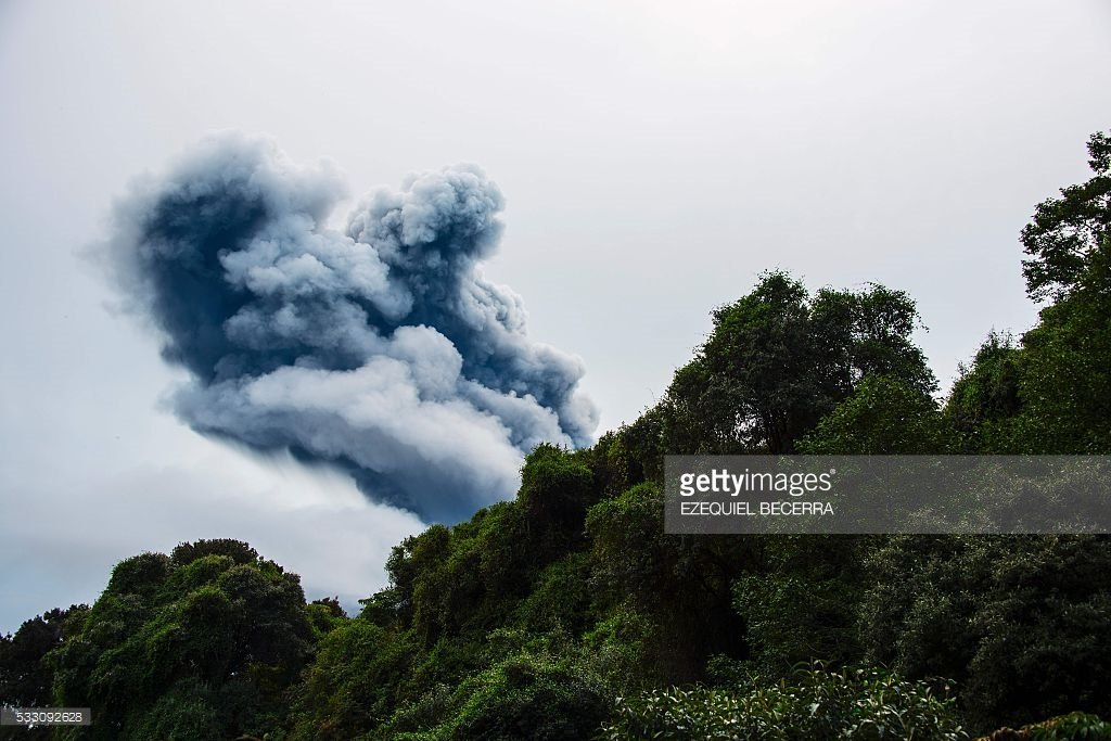 volcano turrialba erruption 3