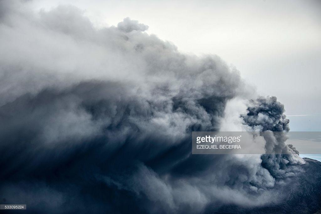 volcano turrialba erruption 4