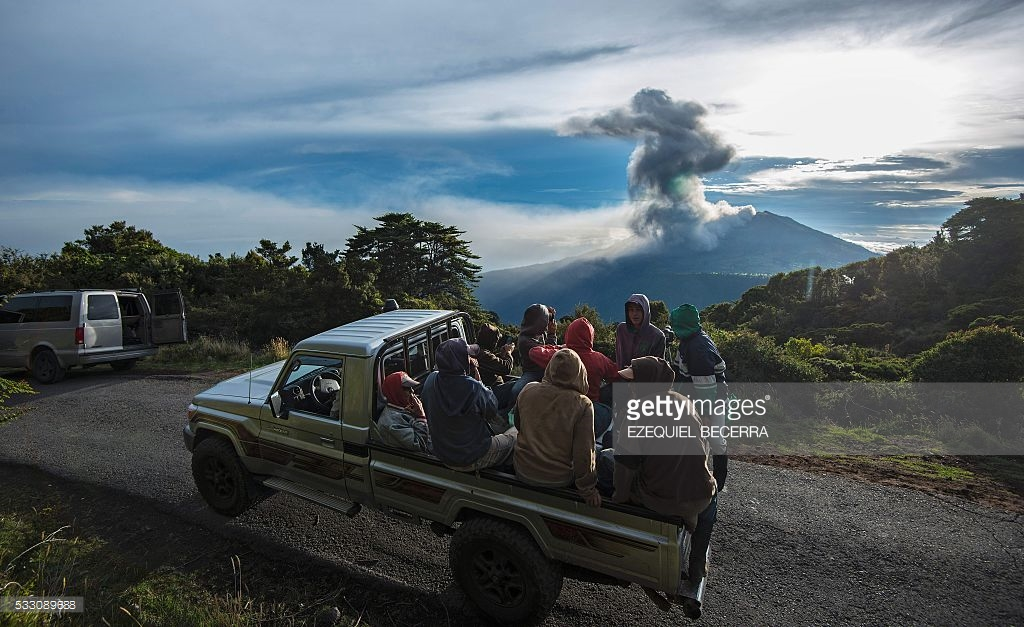 volcano turrialba erruption 5