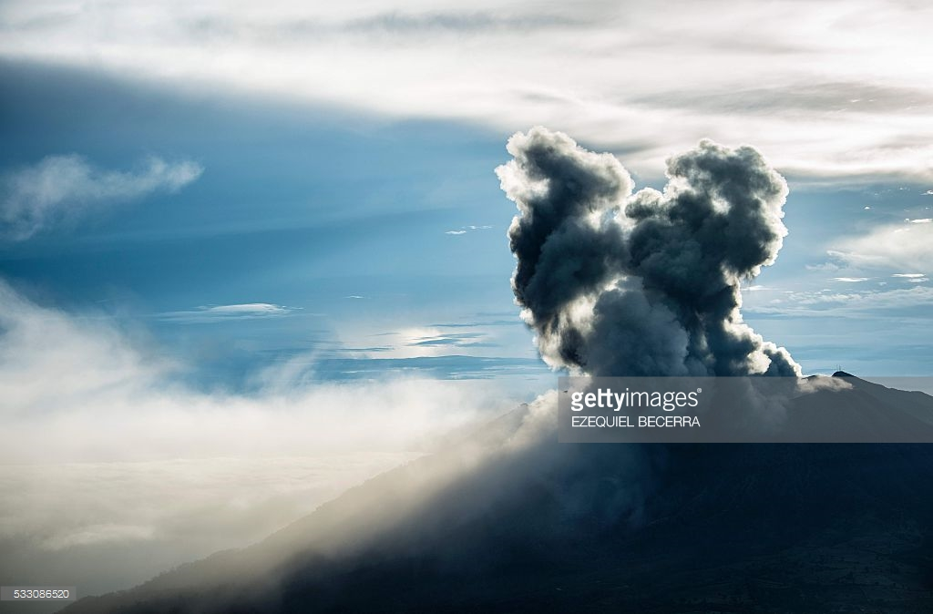 volcano turrialba erruption 6