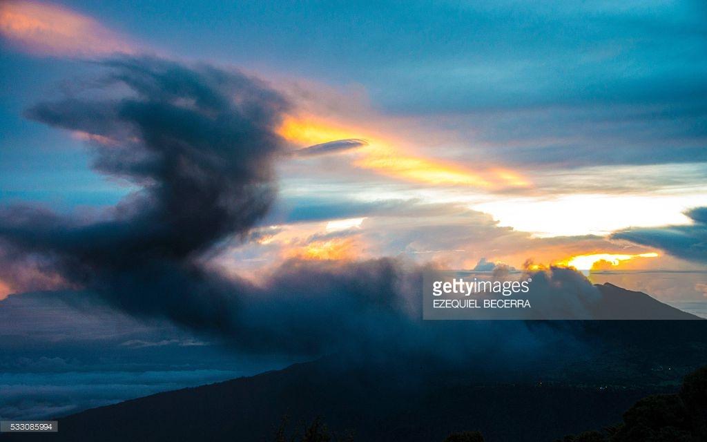 volcano turrialba erruption 7