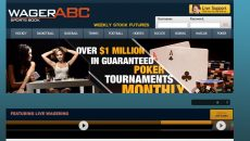 wager ABC online sports book