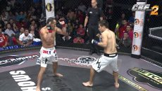 walter el burro zamora UFC