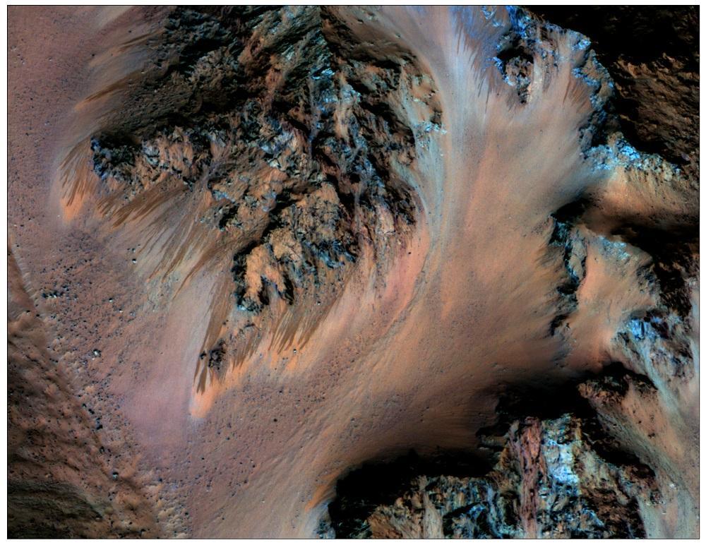 water on mars 1