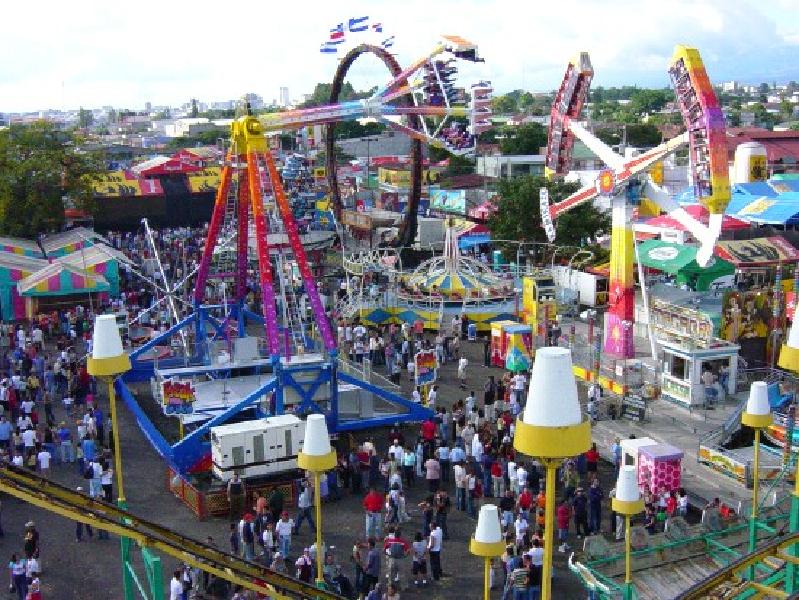 zapote festival costa rica